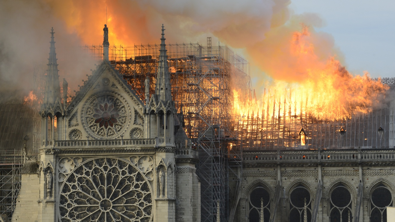 The main patron of the restoration of the Cathedral of Notre Dame was the gypsy baron